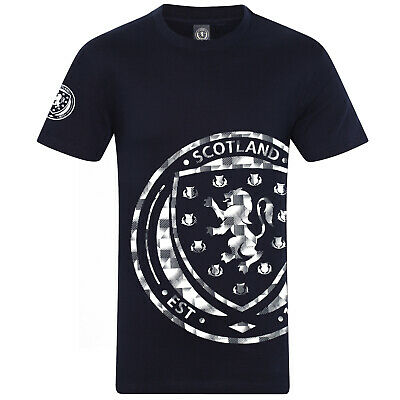 £14.99 • Buy Scotland Mens T-Shirt Graphic OFFICIAL Football Gift