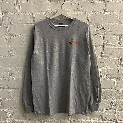 £22.99 • Buy Dilla's Donuts Grey Long Sleeve T-shirt By ACTUAL FACT