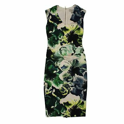 Coast Women's Midi Dress 8 Multi, Blend - Polyester, Other • 72.95£