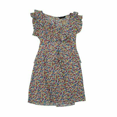 Dorothy Perkins Women's Midi Dress 14 Multi, Blend - Polyester, Other • 9.95£