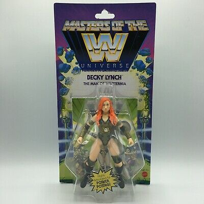 $31.95 • Buy Masters Of The WWE Universe MOTU Becky Lynch Wave 5 Brand New Sealed Figure