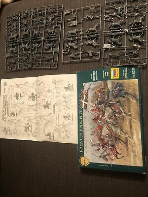 French Knights (re-Release) 1:72 Figure Plastic Model Kit ZS8036 Zvezda • 10£