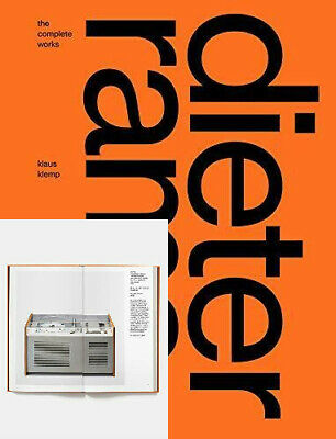 Dieter Rams: The Complete Works Hardcover – Illustrated, 15 Oct. 2020  • 68.24£