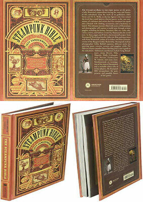 Steampunk Bible: An Illustrated Guide To The World Of Imaginary Airships,...  • 28.34£