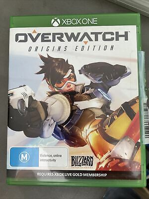 AU6.50 • Buy Overwatch Origins Edition For Xbox One