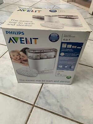 AU25 • Buy Philips Avent 4-in-1 Electic Steam Sterilizer
