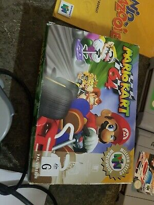 AU900 • Buy Nintendo 64 System Grey Console With 18 Games