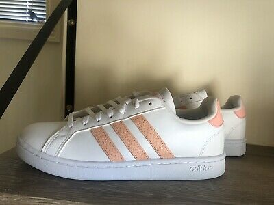 AU45 • Buy Adidas Pink GRAND COURT Tennis Runners Shoes Size 10 *NEW* US 10