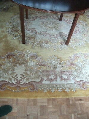 £400 • Buy Large Chinese Woolen Rug 12' X 9' - 1980