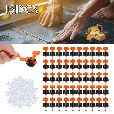 151x Floor Wall Tile Levelling System Leveler Tool Set Reusable Construction • 12.68£