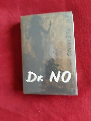 Ian Fleming, James Bond, 007, Dr No, 1958, 1st Book Club Edition In Facsimile Dw • 9.99£
