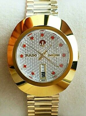 $ CDN109.32 • Buy Vintage Used Citizen Automatic 36 MM Gold Plated Men's Wrist Watch ## 004