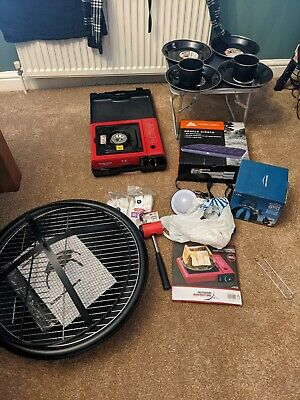 Camping Equipment - Everything You Need For A Successful Camping Trip • 69£