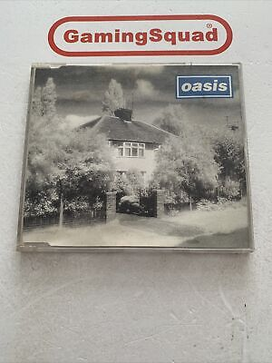 £8.95 • Buy Oasis, Live Forever (Single) CD, Supplied By Gaming Squad