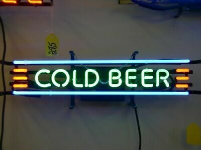 $ CDN99.73 • Buy Cold Beer BUDWEISER BEER BAR GARAGE HOME ROOM ARTWORK DECOR NEON LIGHT SIGN GIFT