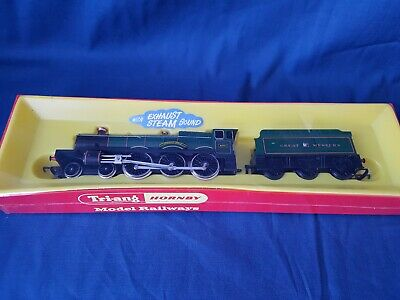 £148.50 • Buy Triang Hornby R759a G.w.r Green 4-6-0  Albert Hall  4983 Brand New Boxed Sealed