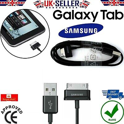 £2.24 • Buy Genuine Samsung Table USB Data Charger Cable For Galaxy Tab 2 7  8.9  10.1 P5110