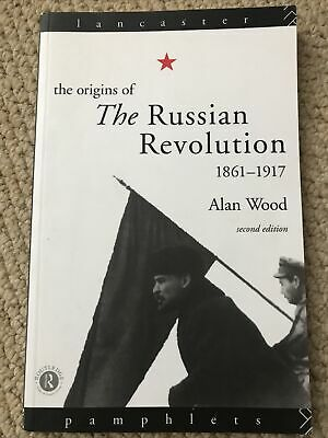 The Origins Of The Russian Revolution By Alan Wood (Paperback, 1993) • 2.01£