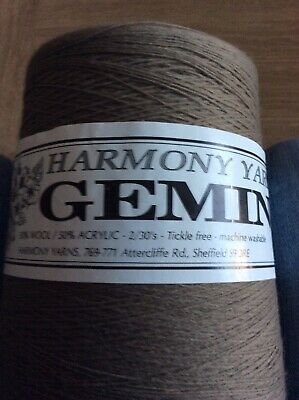 Lace Weight 50% Wool 2 Ply 500 G • 5£