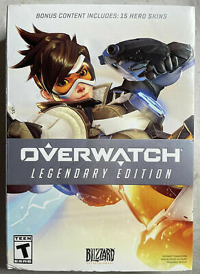 AU25.77 • Buy NEW Overwatch Legendary Edition PC By Blizzard Entertainment