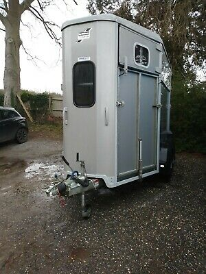 IFOR WILLIAMS 506 Mk2 HORSE TRAILER IMMACULATE • 5,000£