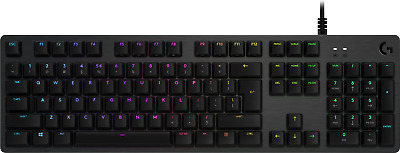 AU159 • Buy Logitech G512 Carbon - Tactile Mechanical Gaming Keyboard - AU
