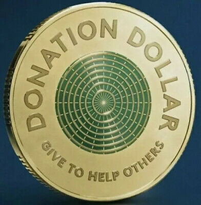 AU3.70 • Buy 💰2020 Australia Donation $1 Dollar Coin - (UNC)💰