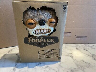 $ CDN50.75 • Buy Spin Master Fuggler  Funny Ugly Monster 9  Chase Burlap Nightmare Bear NEW