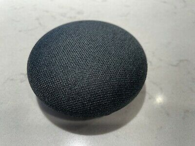 AU9.50 • Buy Google Home Mini Smart Assistant - Charcoal