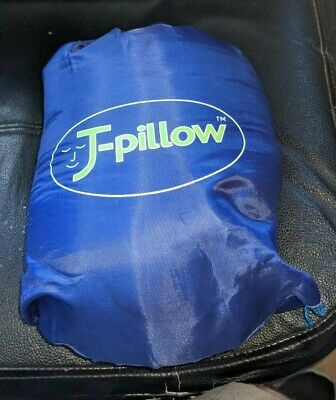 J-Pillow Chin Supporting Travel Pillow • 12£