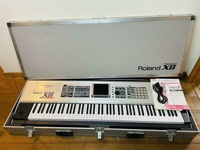 AU1989.32 • Buy Roland Fantom X8 88 Key Piano Keyboard Synthesizer Free Shipping Arrive Quickly