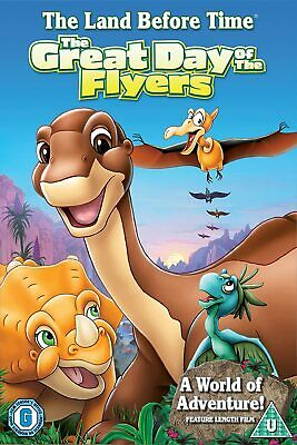 £3.99 • Buy The Land Before Time: The Great Day Of The Flyers (DVD)