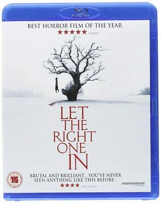£4.99 • Buy Let The Right One In [2009] (Blu-ray) Kåre Hedebrant, Lina Leandersson