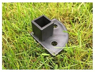 AU12.59 • Buy Pop-Up Gazebo Replacement/Spare Parts: Foot / Base Plate - To Fit 25mm Inner Leg