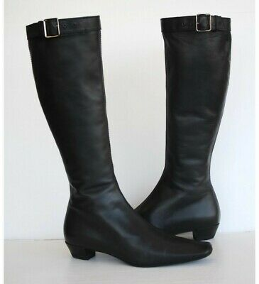 GUCCI Women's Vintage Leather Boots , OUTSTANDING!!! RPR 1280.00€ • 225£