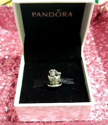 AU40 • Buy Authentic Pandora Sterling Silver Be Mine Mouse In A Cup Retired #791107