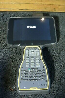 $ CDN5006.59 • Buy Trimble Data Collector Model TSC7 With 2.4GHz Radio And Software