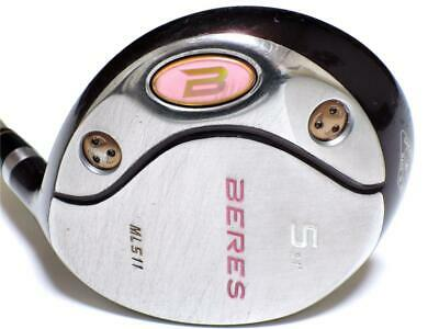 AU299.66 • Buy Golf Clubs  Fairway Wood #5  HONMA BERES ML511 Flex-L Loft-21 2-star, Womens