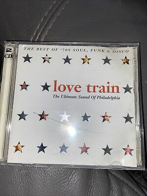 Various - Love Train: The Ultimate Sound Of Philadelphia 70s Soul Funk - CD • 3.99£