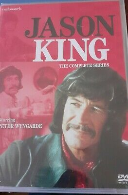 Jason King Dvd Boxset • 22£