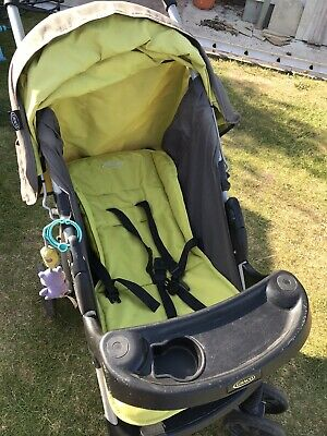 Graco Travel System And Accessories • 20£
