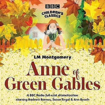 Anne Of Green Gables By L. M. Montgomery (CD-Audio, 2008) • 5.50£