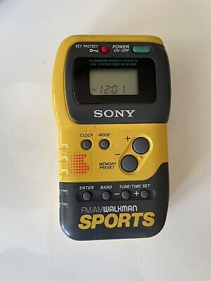 AM/FM Walkman Sport SRF-M70 • 25£