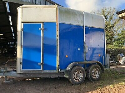 Used Ifor Williams Horse Trailers • 318£