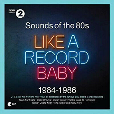 Various - Sounds Of The 80s Like A Record Baby 1984-1986 • 10£