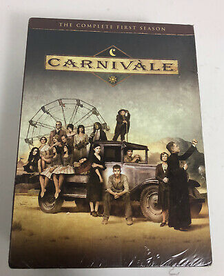 CARNIVALE: Complete Series On DVD HBO TV Show Season 1 & 2 Brand New & Sealed • 28.62£