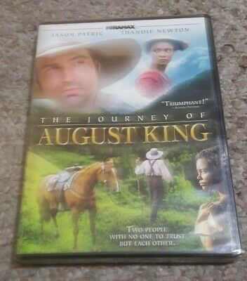 The Journey Of August King (DVD, 2011) Rare OOP Jason Patric Region 1 USA New! • 25.01£