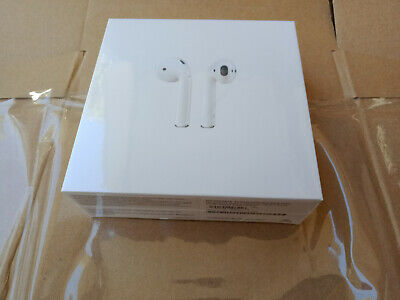 AU150 • Buy Apple AirPods (2nd Gen) With Charging Case (MV7N2ZA/A) - Brand New - Unopened