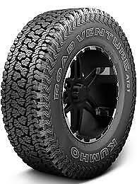 $404.44 • Buy 4 New Kumho Road Venture AT51 P235/75R15 XL 2357515 235 75 15 All Terrain Tire