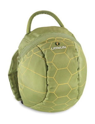 Littlelife Turtle Toddler Backpack With Rein • 5£